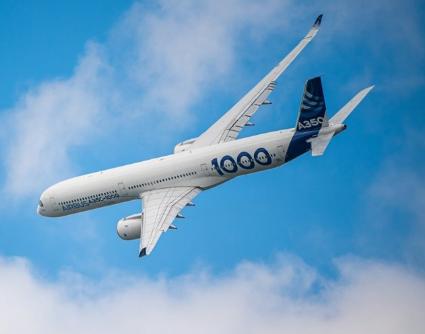 澳航已選擇12架A350-1000飛機作為日出計劃的首選機型