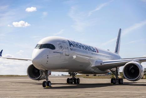 空客A350XWB寬體飛機已獲得了959架確認訂單
