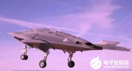 x47b比起普通无人机 侦探作战能力更强