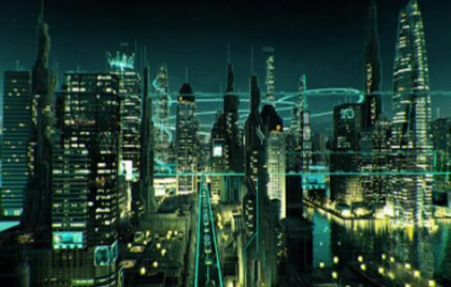 未來城市,傳感器讓一切成為可能
