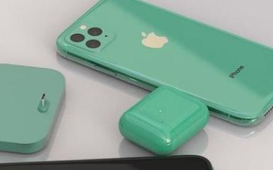 苹果2021年的高配版iPhone将取消充电口设计