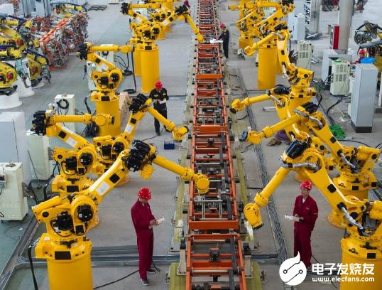 工业机器人发展水平越来越高 终将成为制造企业的必然选择