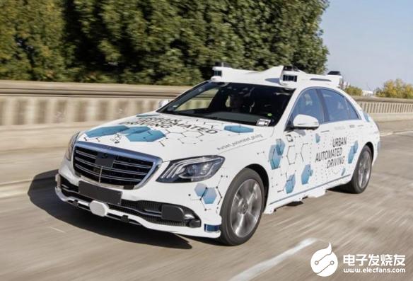 博世联手梅赛德斯-奔驰 开始自动驾驶出租车试点项...