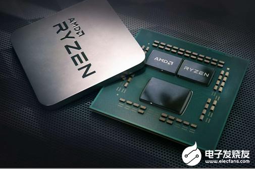 AMD赌上7nm芯片 成功在各个领域领先友商