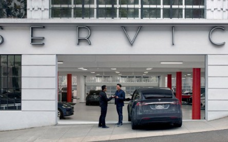 特斯拉在以色列建立服务中心,2030年后以色列不销售汽油和柴油汽车