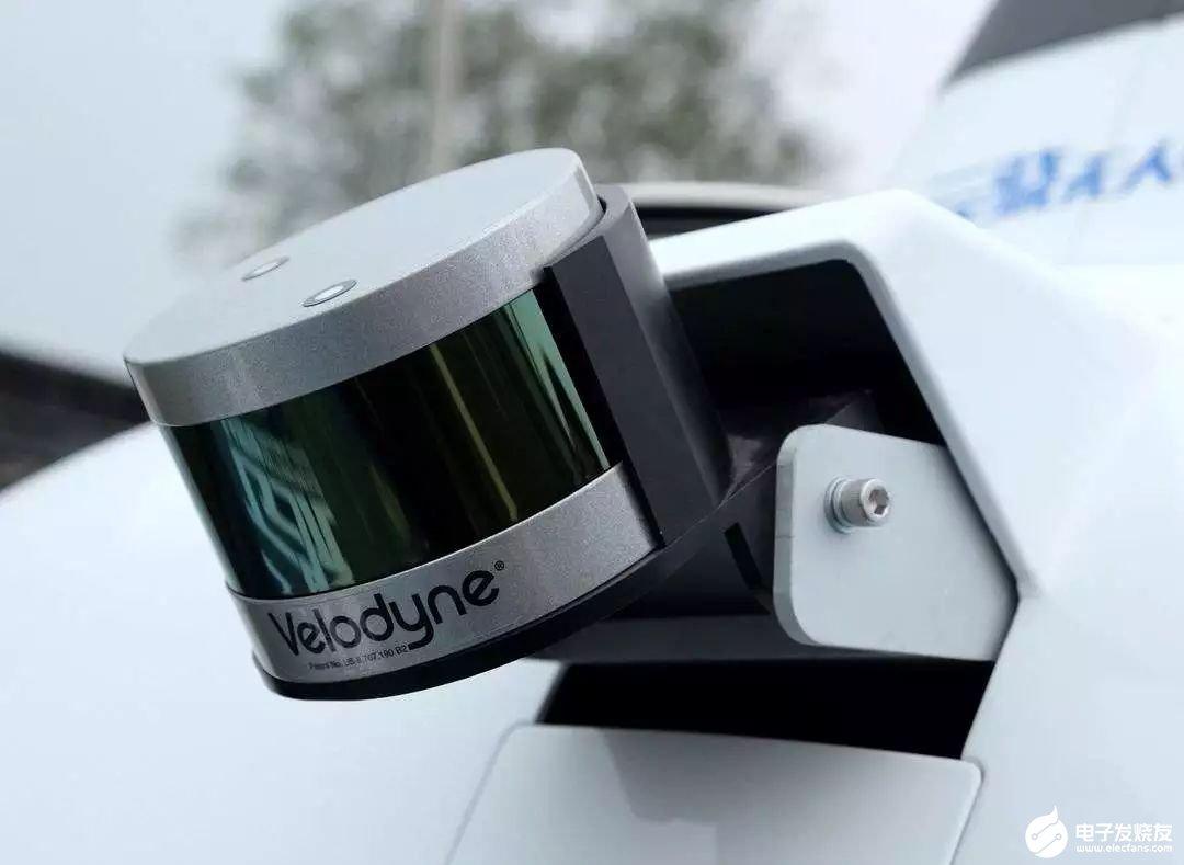 激光雷达鼻祖Velodyne放弃中国市场