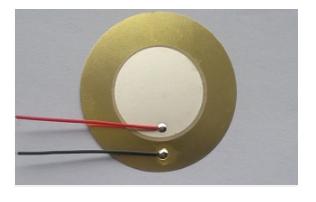 蜂鳴片的發生原理及驅動電路