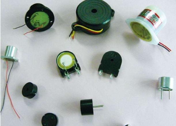壓電式蜂鳴器的選擇和優點