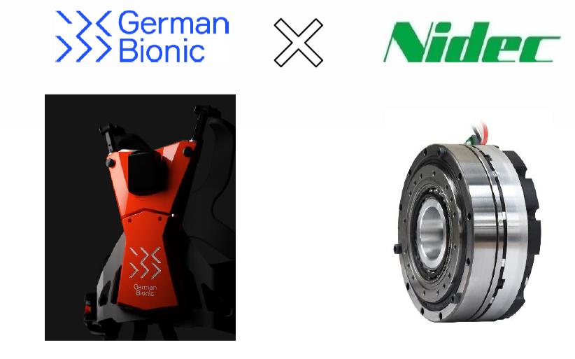 """日本电产新宝与German Bionic Systems公司合作研发新型动力服"""" Cray X """""""