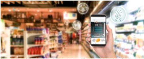 配备多个传感器的智能商店如何让购物变得轻而易举