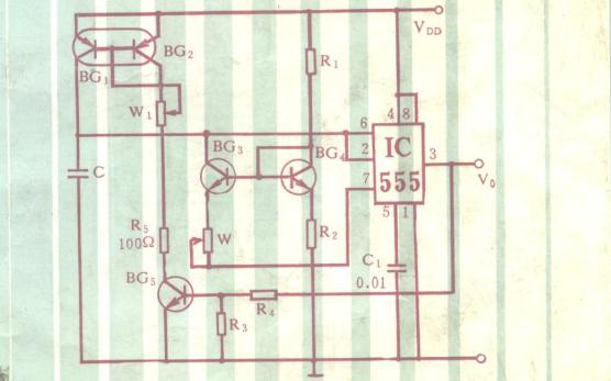 555集成电路应用800例PDF电子书免费下载