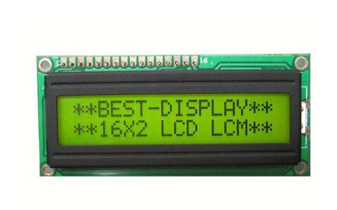 液晶芯片LCD1602的中文资料免费下载