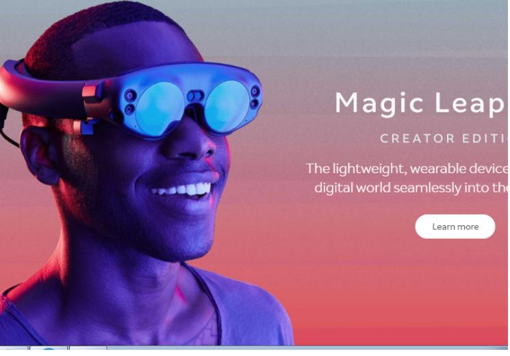 AR智能眼镜的商业机会即将到来