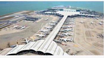海口铁塔携手运营商推出了美兰机场二期通信覆盖工程综合解决方案