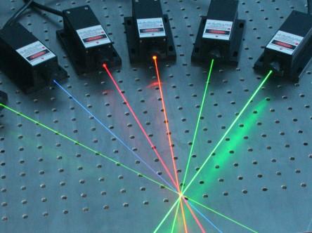 半导体激光器的应用原理及需具备哪三个基本条件