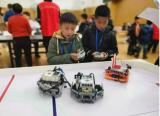 第三届苏州市青少年人工智能挑战赛在市沧浪中学校举行