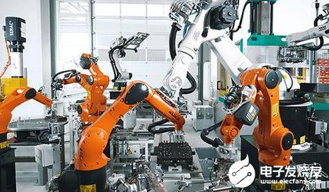 工业机器人所处细分行业市场?#21344;?#24040;大 需不断创新获得优势竞争地位