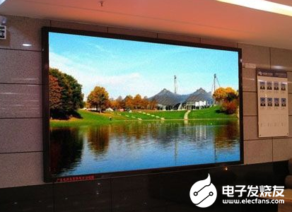 智慧城市的兴起 将促进小间距LED显示屏的发展