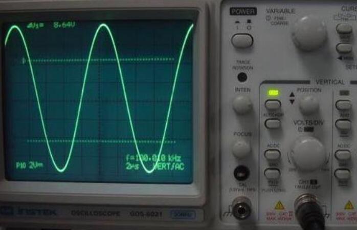 萬用表和示波器有什么區別