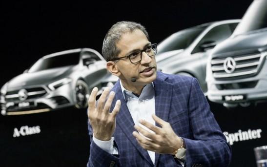 奔驰公布自动驾驶最新进展,年底进行L4级别无人驾...