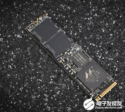 随着SSD市场的急速升级迭代 容量也开始逐渐升级