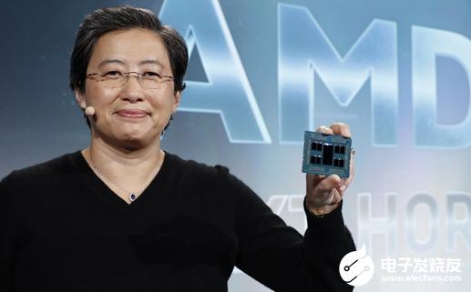 AMD開始恢復CPU市場份額 目標明年Q2季度實現雙位數突破