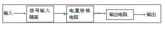 电流变送器接线原理