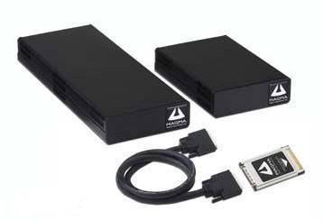 筆記本PCI擴展塢的特點的特點及安裝的好處