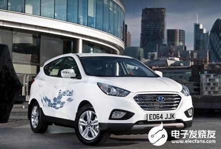 现代燃料电池车销量跃居世界第一 主要得益于内需增加