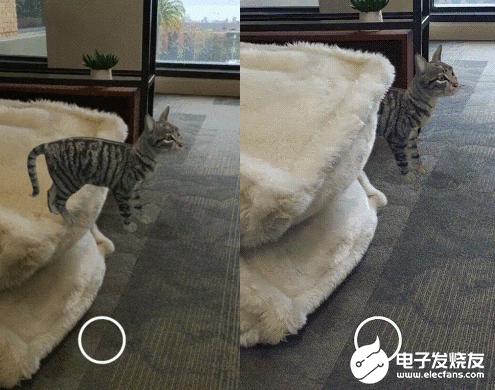 谷歌推出AR新功能 可将虚拟对象无缝嵌入