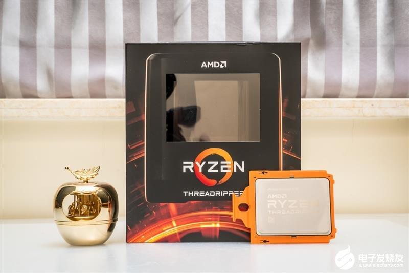 AMD24核心48线程撕裂者3960X性能实测 TR3系列进入了无敌的寂寞境界