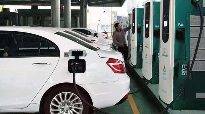 11月份全国乘用车市场:新能源汽车同比下滑41.7%