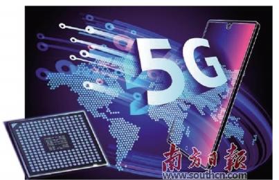 5G手机芯片市场的战争情况怎样