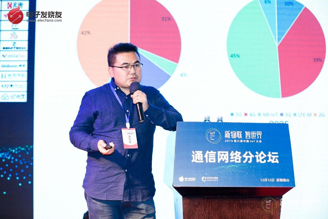 圖18:上海域格信息技術有限公司市場總監朱凱。