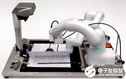 日立推出全新自动盖章机器人 各方面都引起了强烈的争议