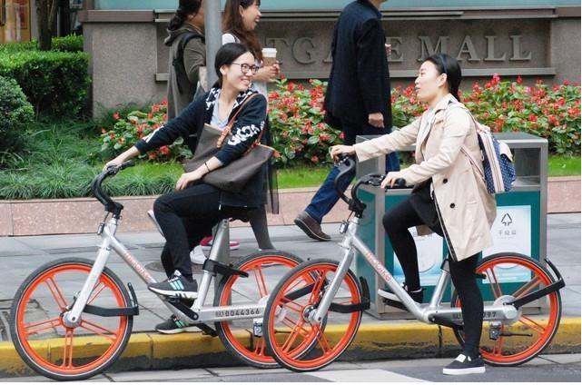 共享单车在日本的情况为什么不那么乐观