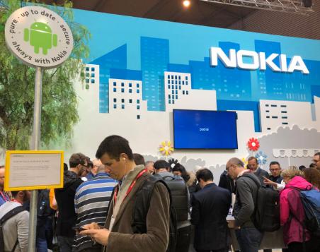 诺基亚将于2020年推出支持DSS的5G FDD终端设备