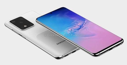 三星Galaxy S11系列电池容量曝光最高为5...