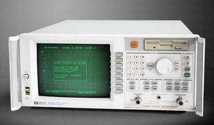 网络分析仪的工作原理、结构及信号测试的方法