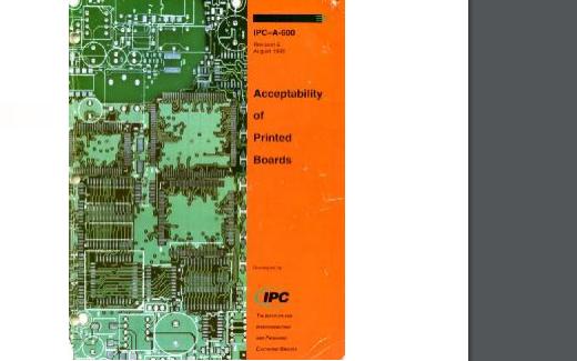 IPC-A-600E印刷電路板允收規范的培訓教程免費下載