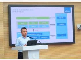 思博伦与中国移动合作创建出了一套5G设备测试系统
