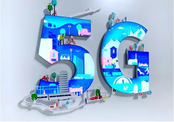2020年我国5G总投资约为0.9万亿,2025...