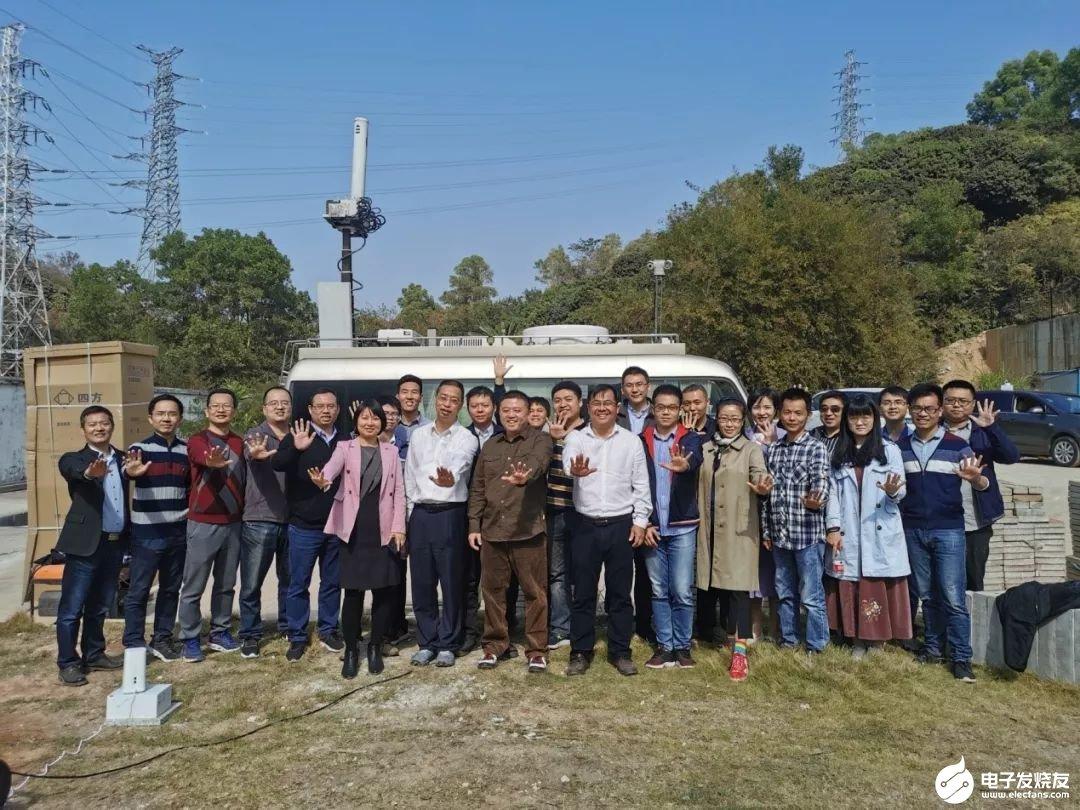 中国移动完成5G电力应急通信测试,利用5G优势实现现场集群通信