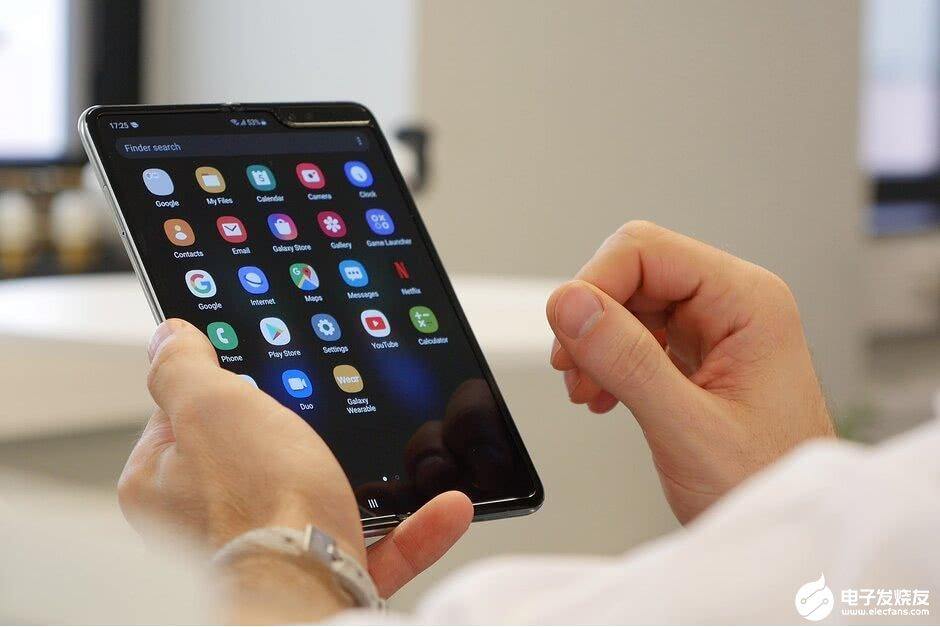 三星Galaxy Fold售出百万台,明年推出至少两款折叠屏新机