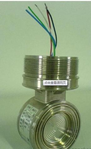 电容式压力传感器的类型及原理解析