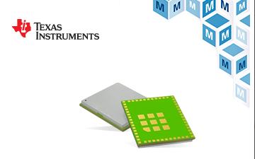 貿澤正式推出TI全面認證的CC3235MODx雙頻帶無線模塊