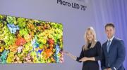 三星電子計劃明年投資工廠和設備 以實現micro LED的量產