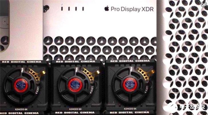 苹果Mac Pro可以有Metal引擎R3D加速功能了