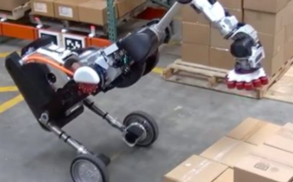 波士顿动力ω 机器人即将商用,可自动避障且会跳舞