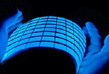 韓國開發出一種用于面膜的OLED材料 可粘附到面部皮膚上進行光療